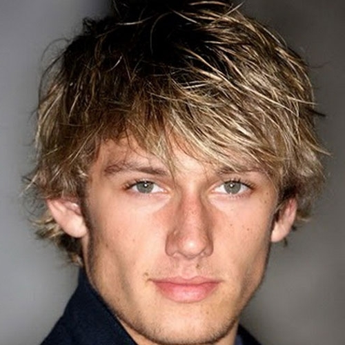 15 Shaggy Hairstyles For Men | Men's Hairstyles + Haircuts 2018 Throughout Current Long Shaggy Hairstyles For Guys (View 3 of 15)