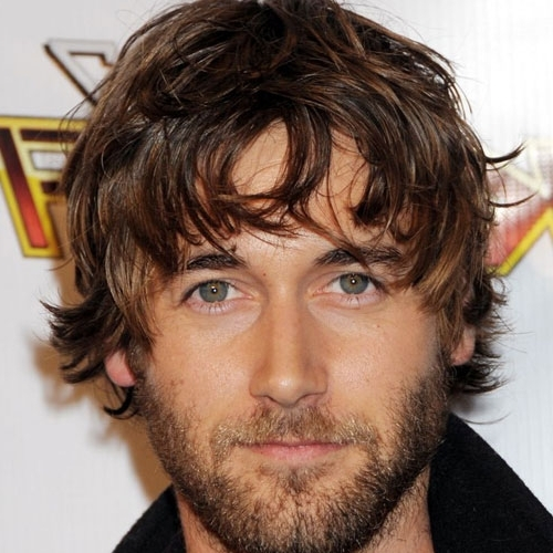 Featured Photo of Men's Shaggy Hairstyles