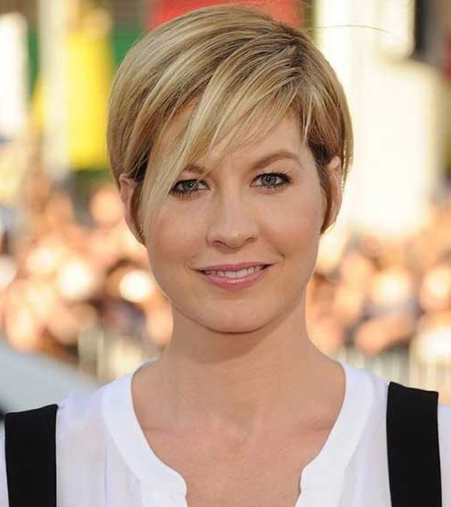 View Gallery Of Shaggy Pixie Haircut For Round Face Showing 7 Of 15