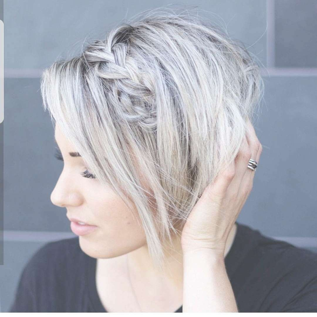 20 Gorgeous Short Pixie Haircut With Bangs – Short Haircuts For Within Most Recent Blunt Pixie Hairstyles (View 12 of 16)