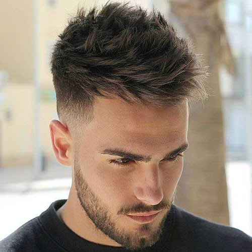 20+ Mens Hairstyles For Thick Hair | Mens Hairstyles 2018 Regarding Recent Mens Shaggy Hairstyles Thick Hair (View 6 of 15)
