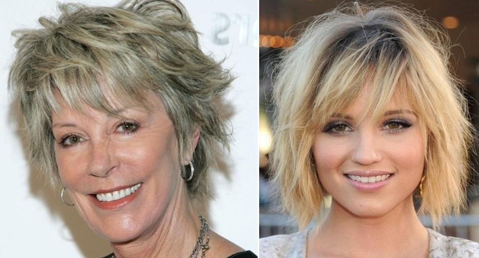20 Shag Haircuts: Short, Medium And Long Hair – Popular Haircuts Inside Most Recently Medium Shaggy Hairstyles For Curly Hair (View 15 of 15)