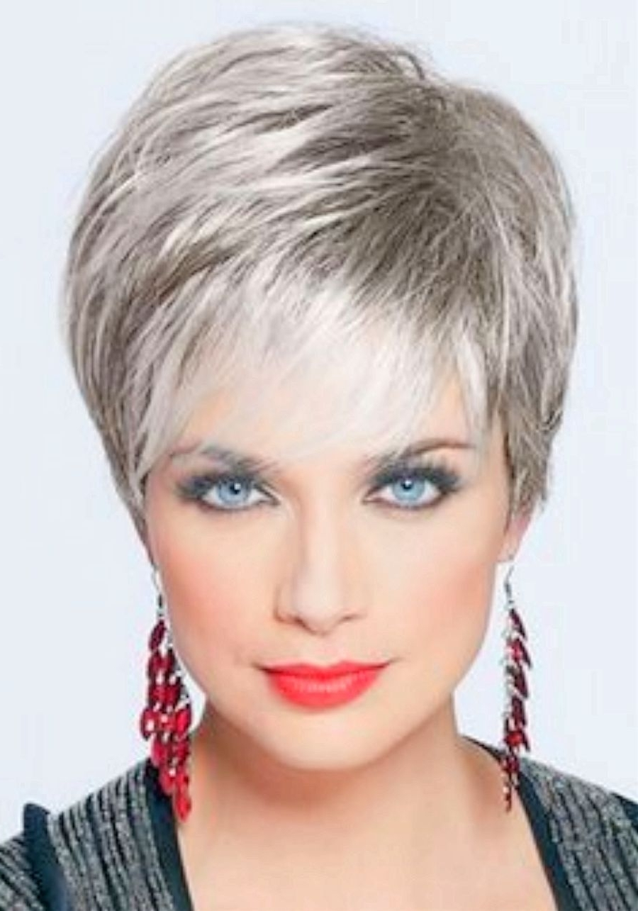 Showing Gallery of Pixie Hairstyles For Older Women (View 13 of 15 ...