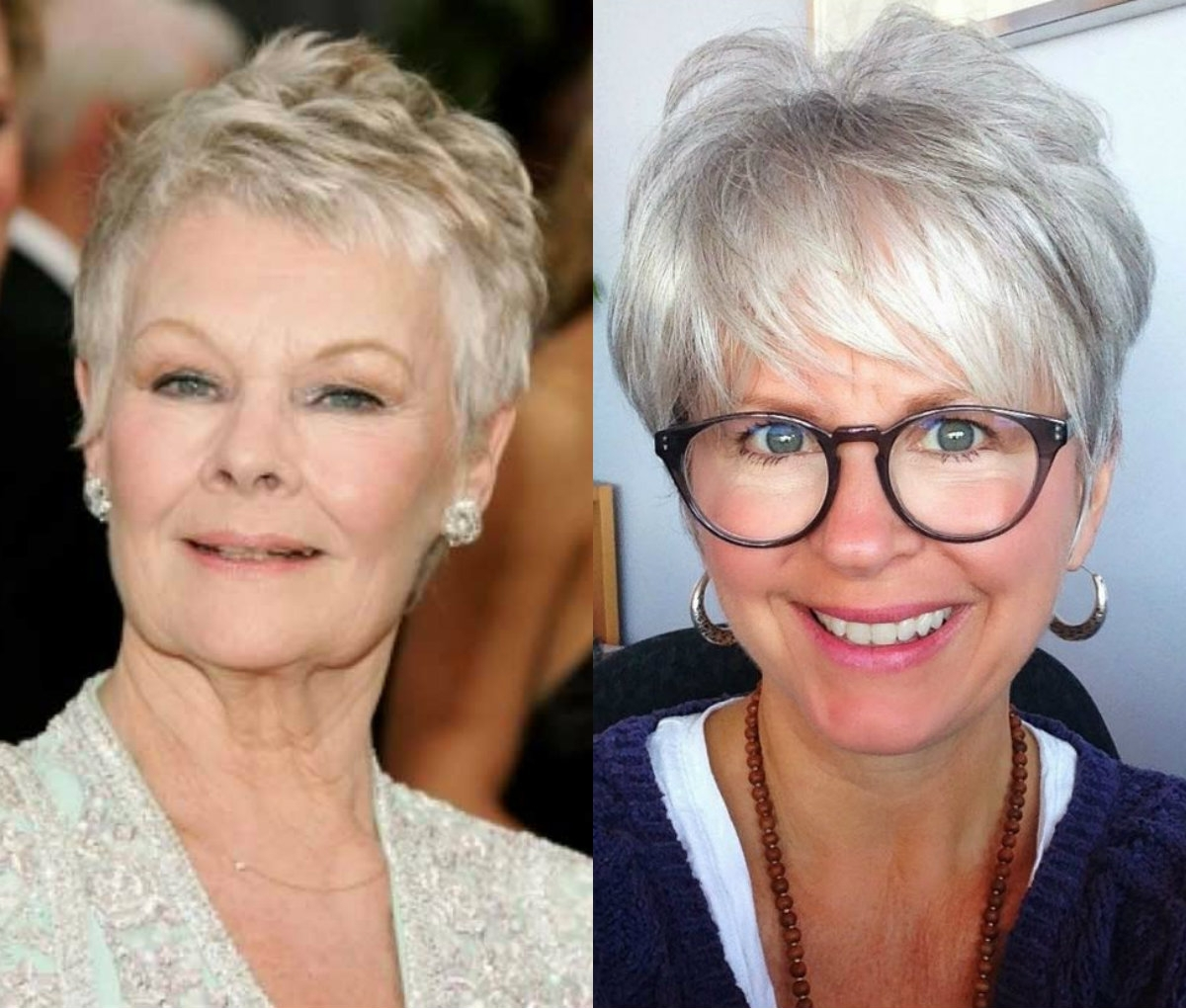2017 Hairstyles For Older Women | Hairdrome With Regard To Most Up To Date Pixie Hairstyles For Older Ladies (View 11 of 15)