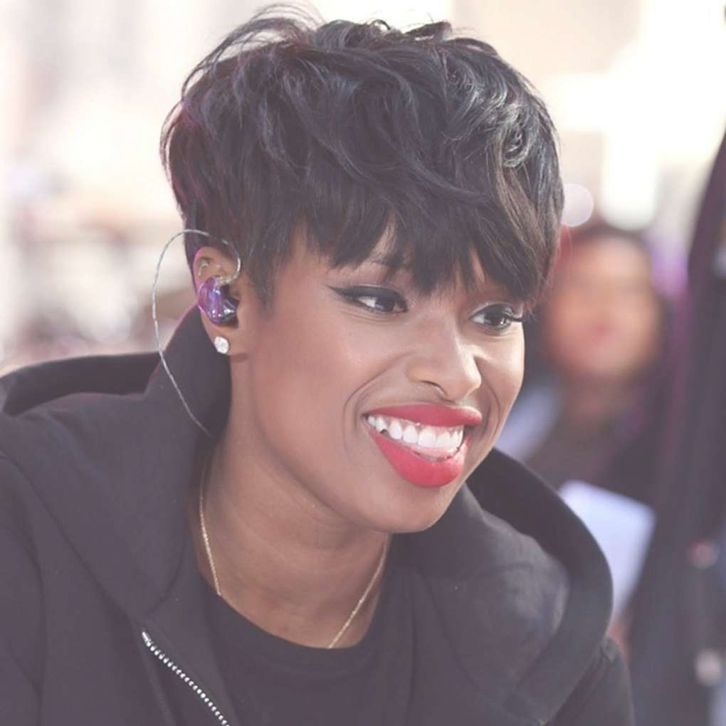 2018 Pixie Haircuts For Black Women – 26 Coolest Black Fine Hair Throughout Newest Black Short Pixie Hairstyles (View 9 of 15)
