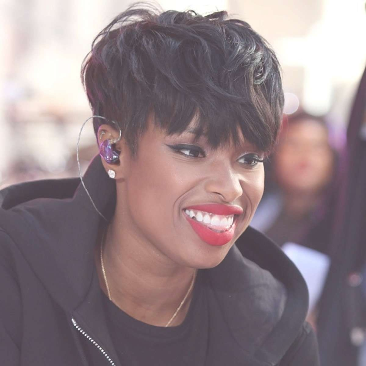 2018 Pixie Haircuts For Black Women – 26 Coolest Black Fine Hair With Most Recent Black Girl Pixie Hairstyles (View 4 of 15)