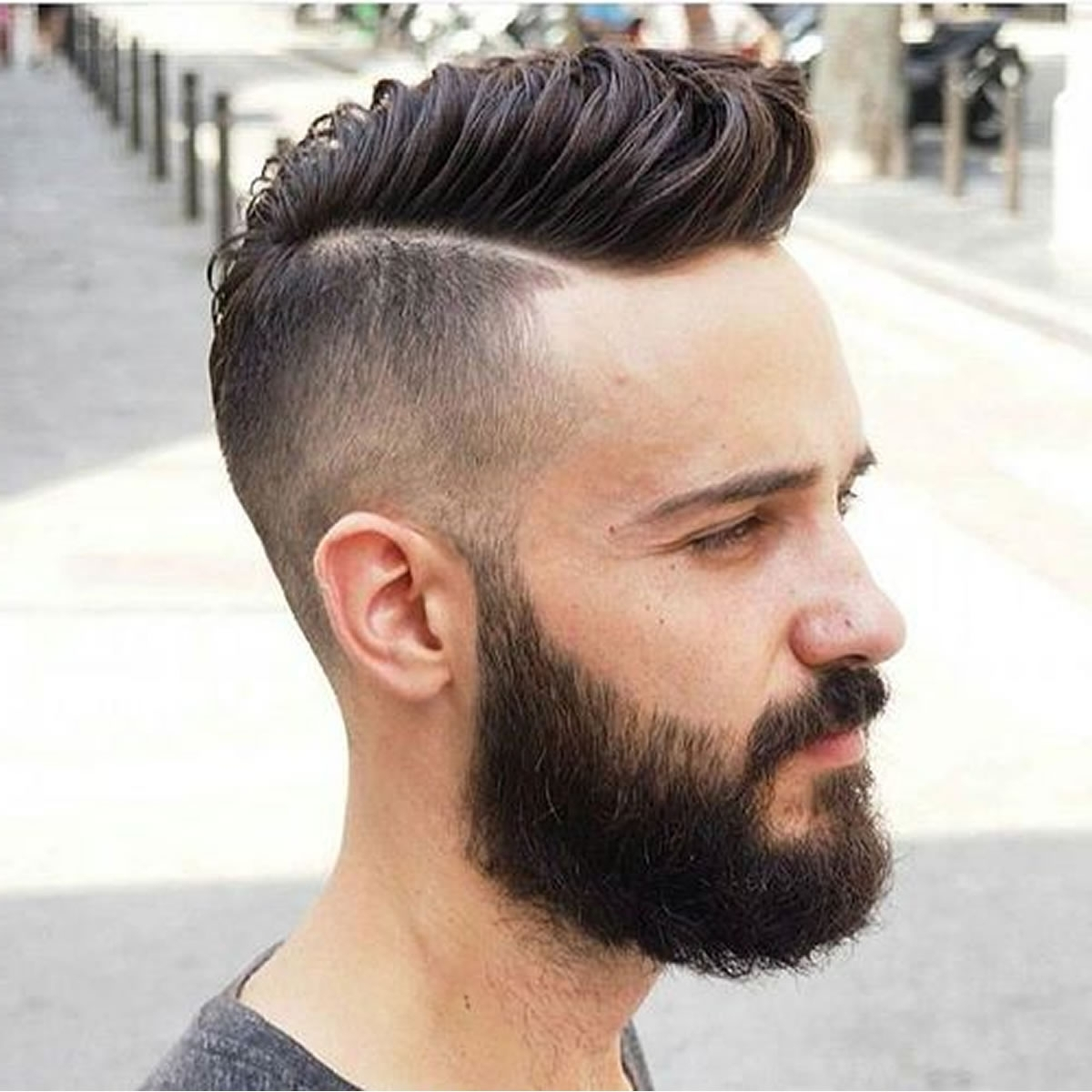 2018 Short Haircuts For Men – 17 Great Short Hair Ideas, Photos Within Best And Newest Hipster Pixie Hairstyles (View 9 of 15)