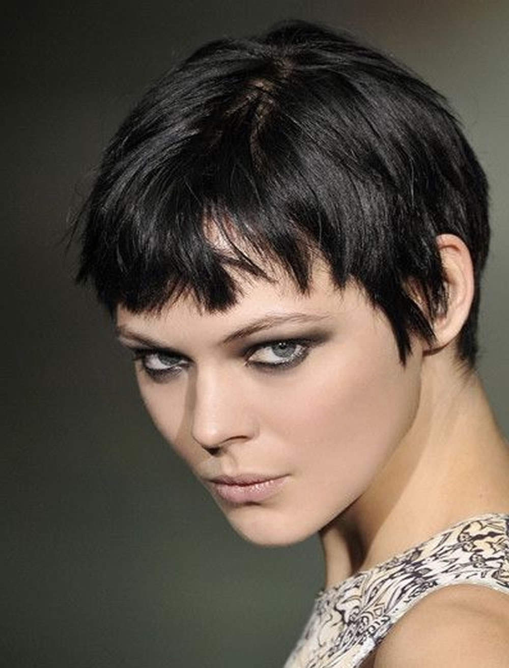 2018 Very Short Pixie Hairstyles & Haircuts Inspiration For Women With Regard To Most Popular Brown Pixie Hairstyles (View 9 of 15)