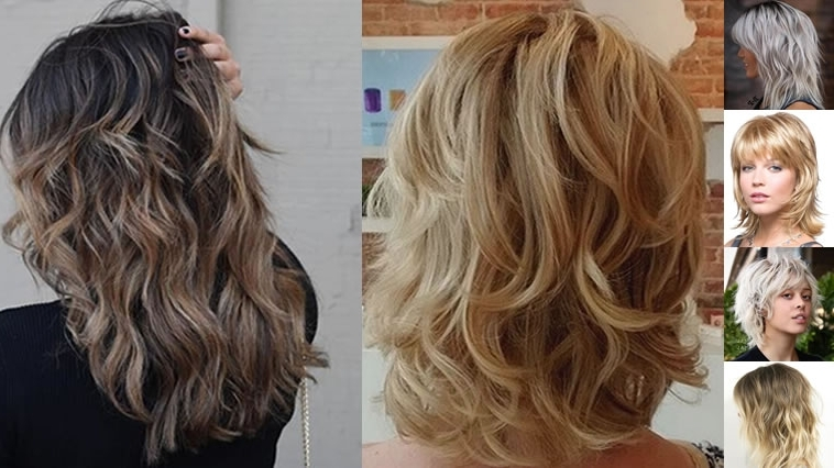 22 Cool Shag Hairstyles For Fine Hair 2018 2019 Within Most Popular Shag Hairstyles For Thin Hair (View 10 of 15)