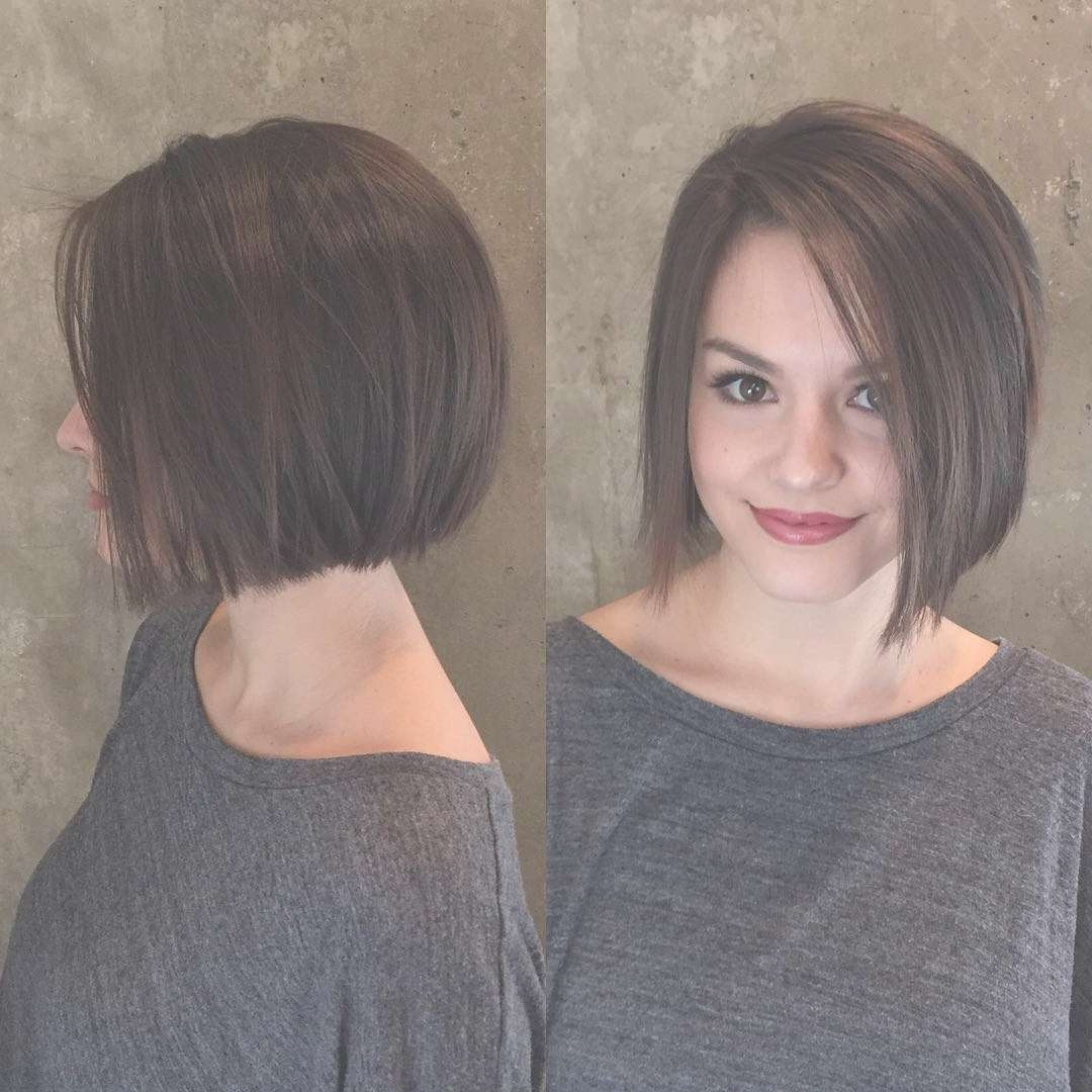 22 Stick Straight Bob Haircuts With Style 2018 | Hairstyle Guru Intended For Most Recently Blunt Pixie Hairstyles (View 13 of 16)