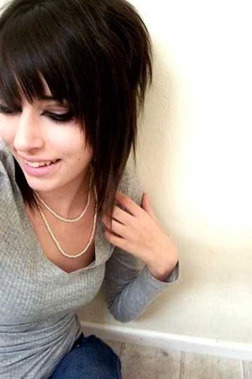 Top 15 of shaggy emo haircuts 25 cute hairstyles for girls with quick hair hairstyles makeup with most current shaggy solutioingenieria Images