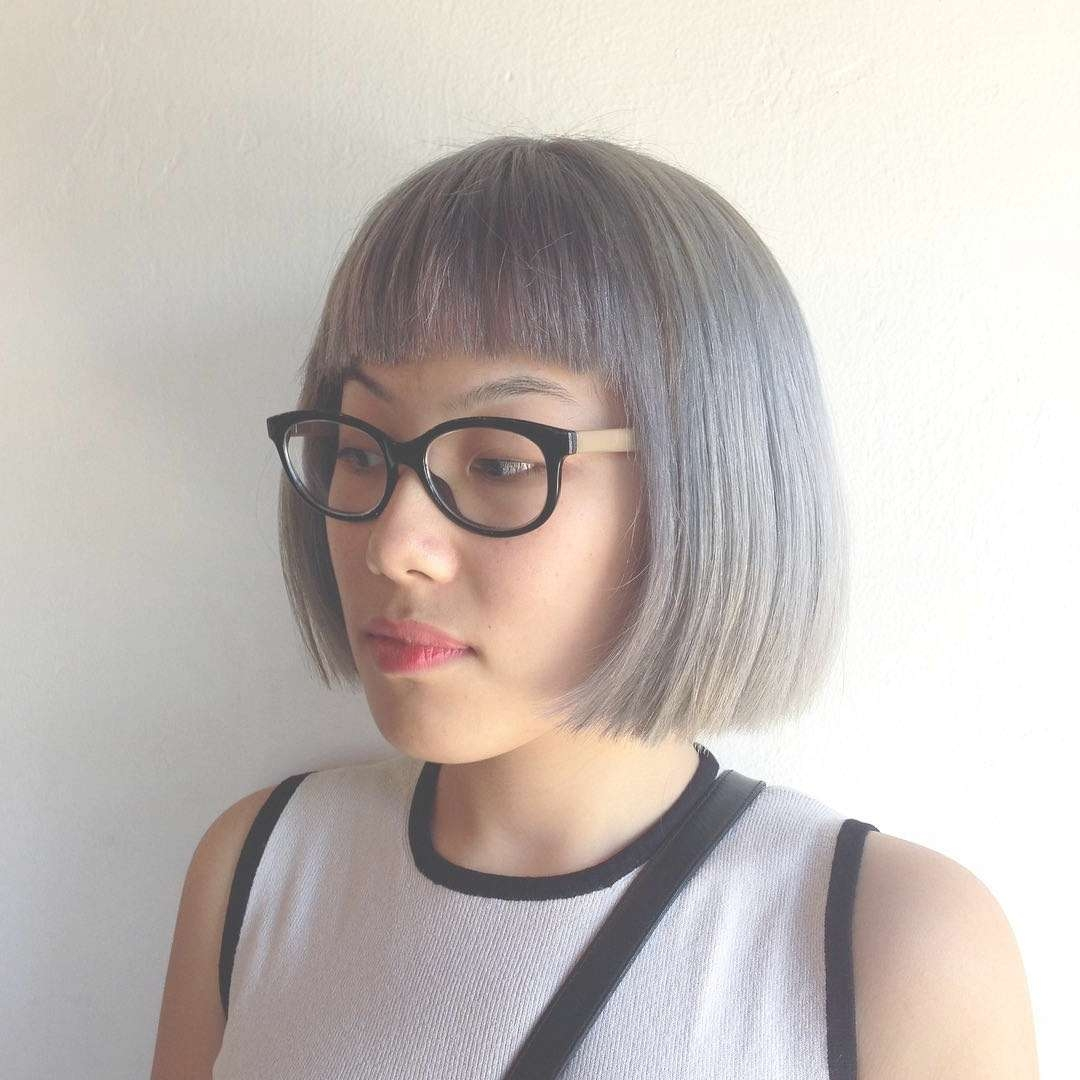 26+ Blunt Haircut Designs, Ideas | Hairstyles | Design Trends Regarding Most Current Blunt Pixie Hairstyles (View 4 of 16)
