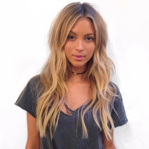 15 Inspirations of Long Shag Hairstyles