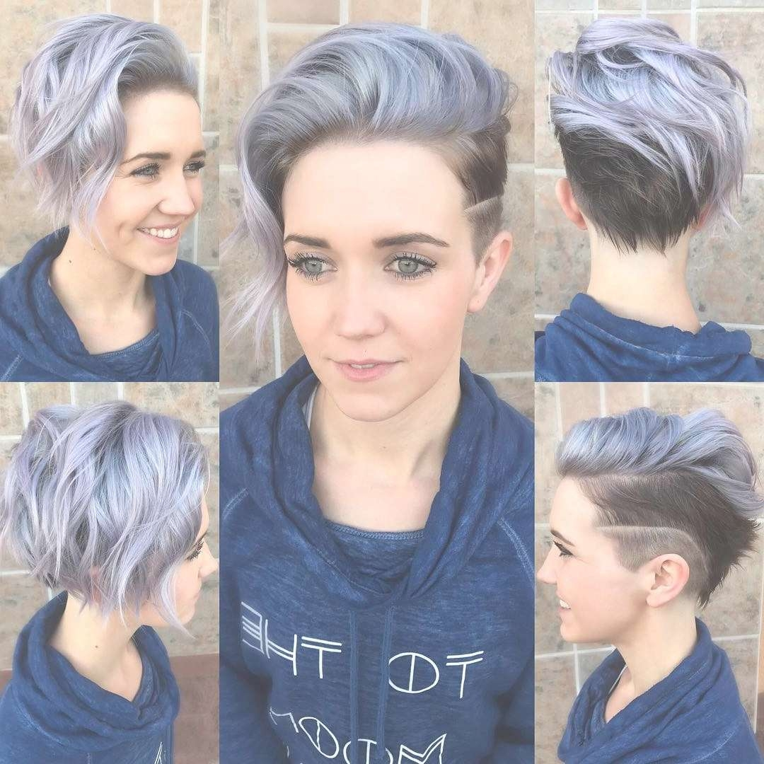 Showing Gallery Of Pixie Hairstyles For Oval Face Shape View 11 Of