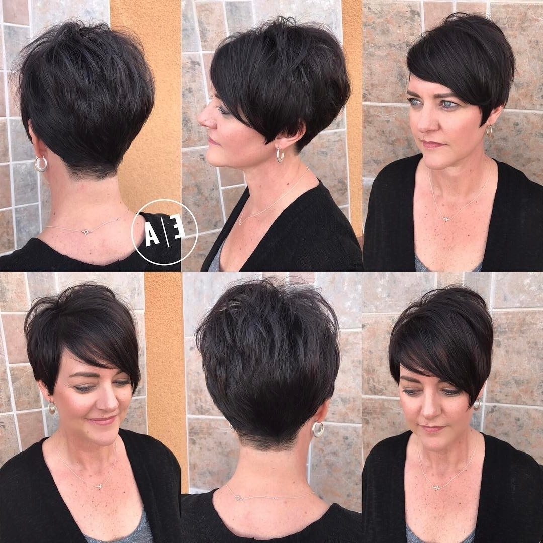 30 Cute Pixie Cuts Short Hairstyles For Oval Faces Popular With Regard To Most Up To Date Pixie Hairstyles For Long Faces (View 9 of 15)