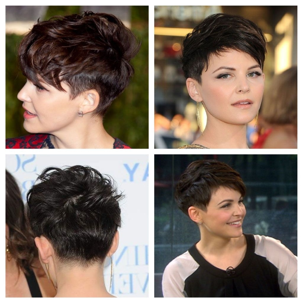 30 Pics Gennifer Goodwin Cute Pixie Hairstyle You Should Know With Regard To Recent Hipster Pixie Hairstyles (View 14 of 15)