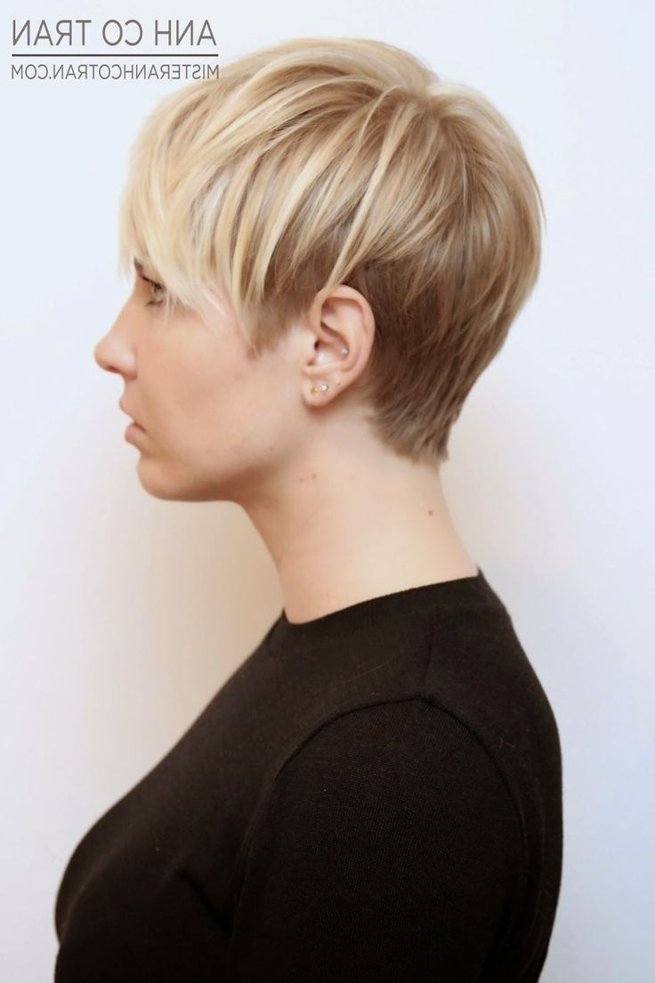 33 Best Cut Images On Pinterest   Pixie Haircuts, Pixie Cuts And Regarding Most Recently Modified Pixie Hairstyles (View 9 of 15)