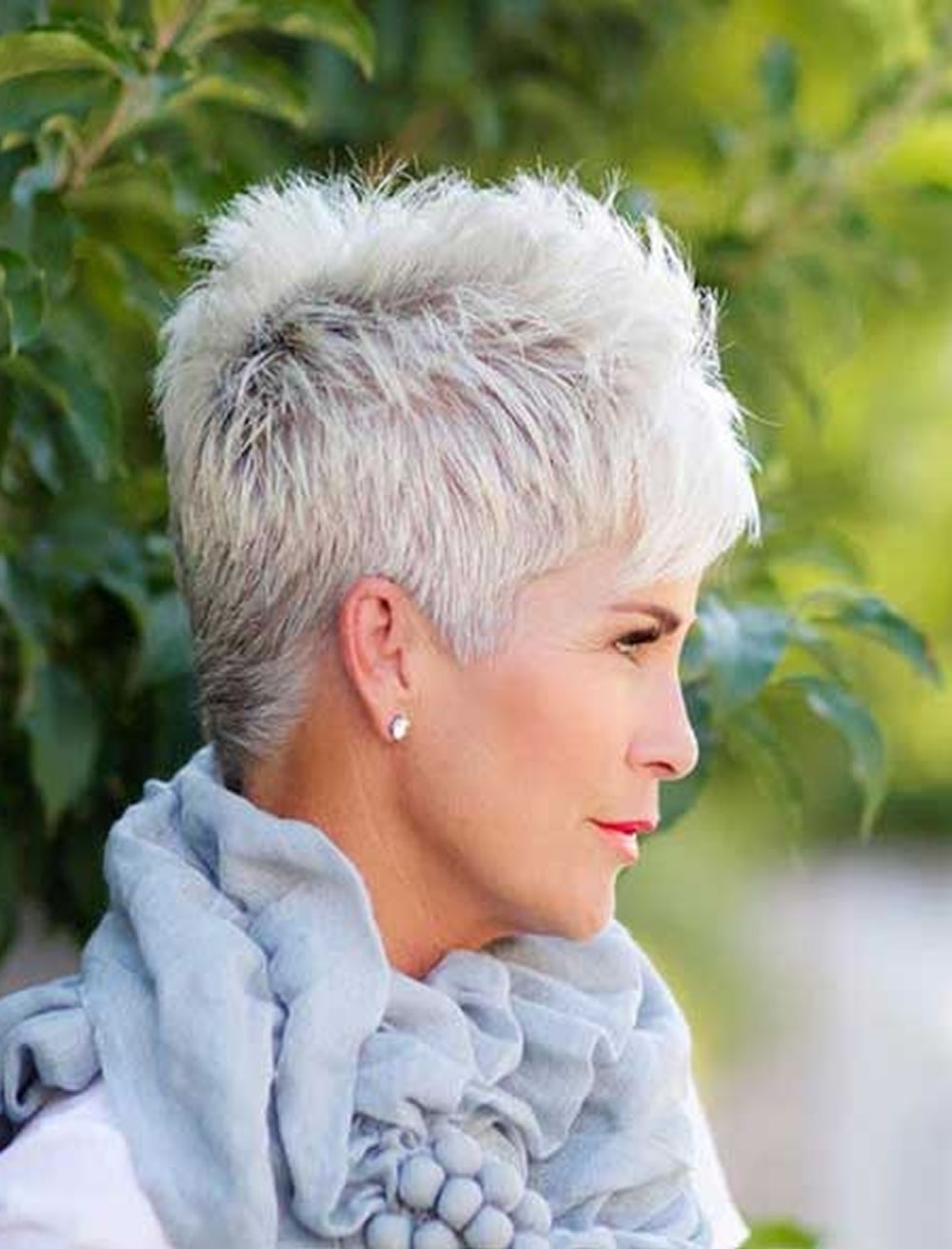 33 Top Pixie Hairstyles For Older Women | Short Pixie Haircuts For Intended For Recent Pixie Hairstyles For Older Women (View 14 of 15)