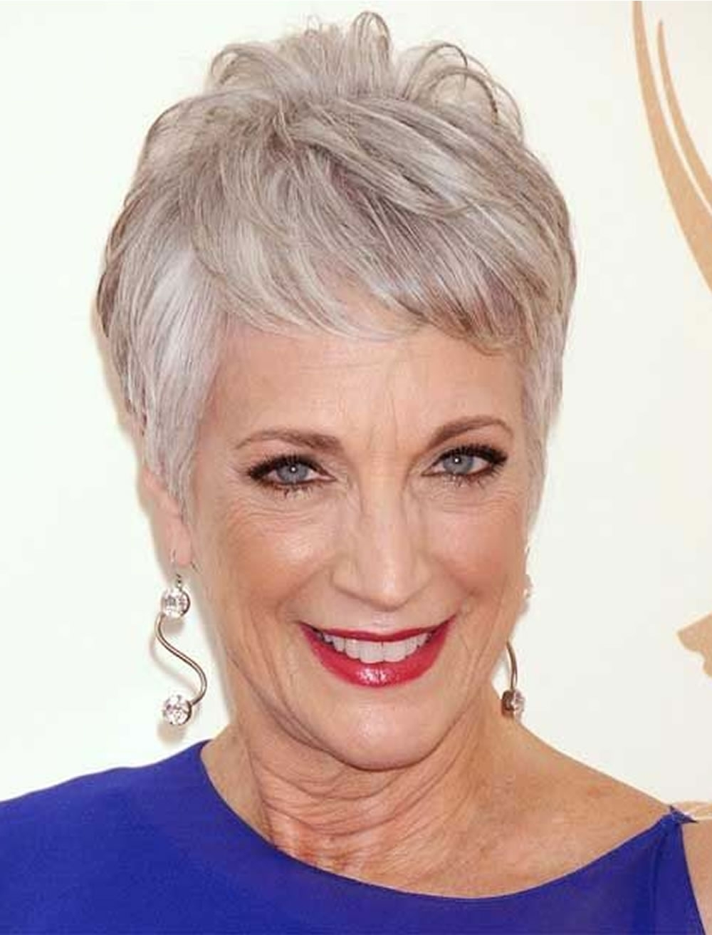 33 Top Pixie Hairstyles For Older Women | Short Pixie Haircuts For Throughout Latest Gray Hair Pixie Hairstyles (View 9 of 15)