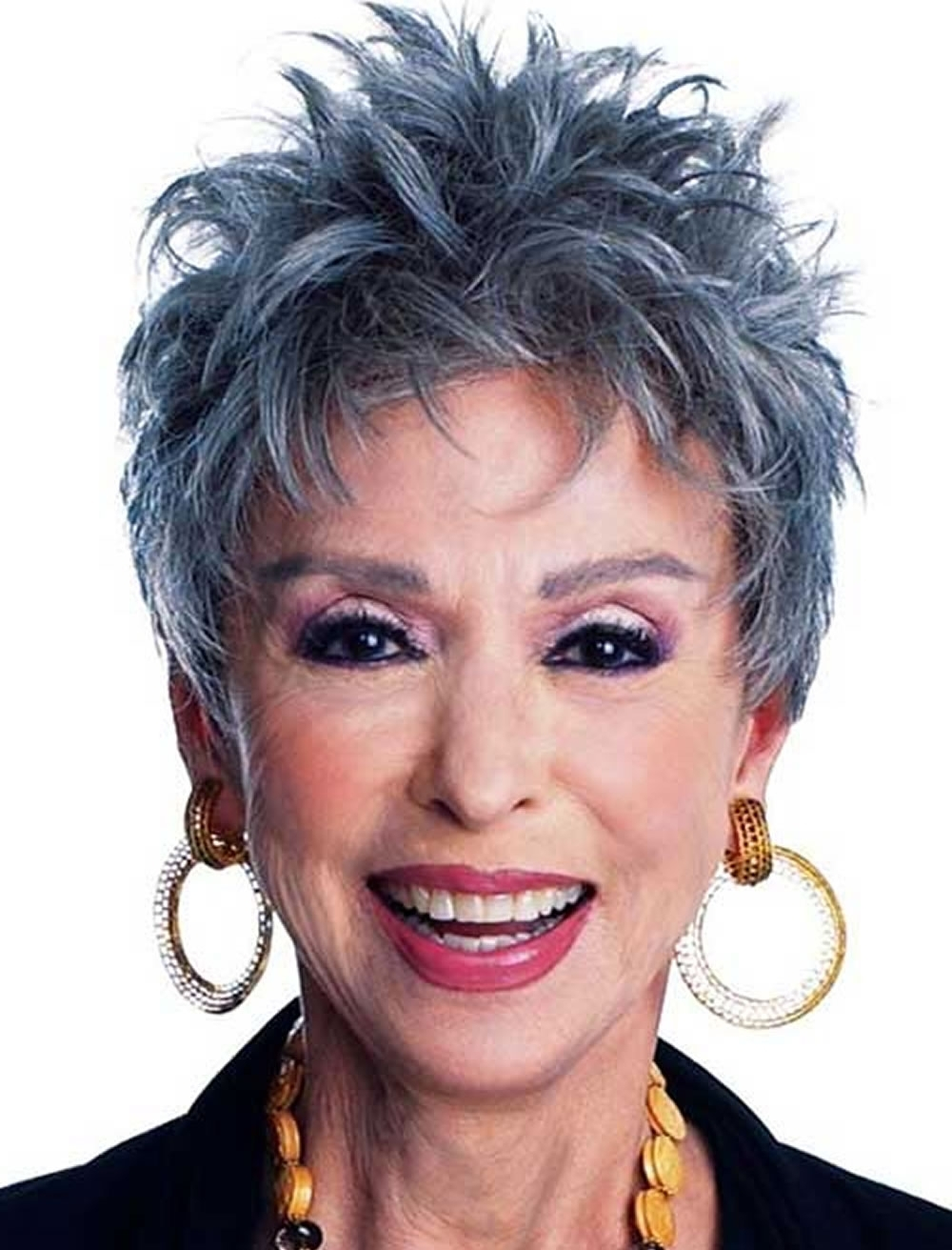 Photo Gallery Of Short Pixie Hairstyles For Women Over 60 Showing 5