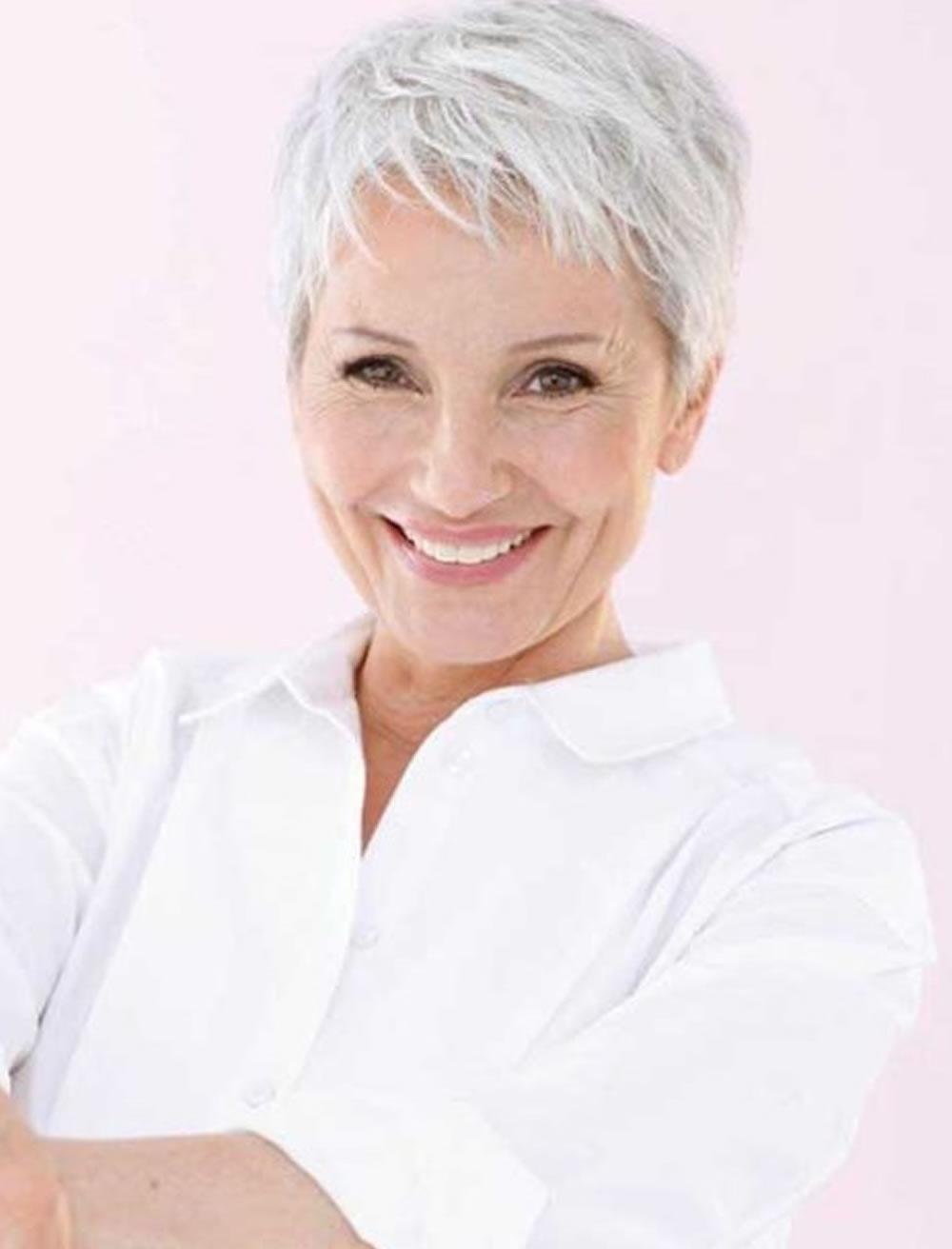 33 Top Pixie Hairstyles For Older Women | Short Pixie Haircuts For Within Recent Pixie Hairstyles For Older Ladies (View 7 of 15)