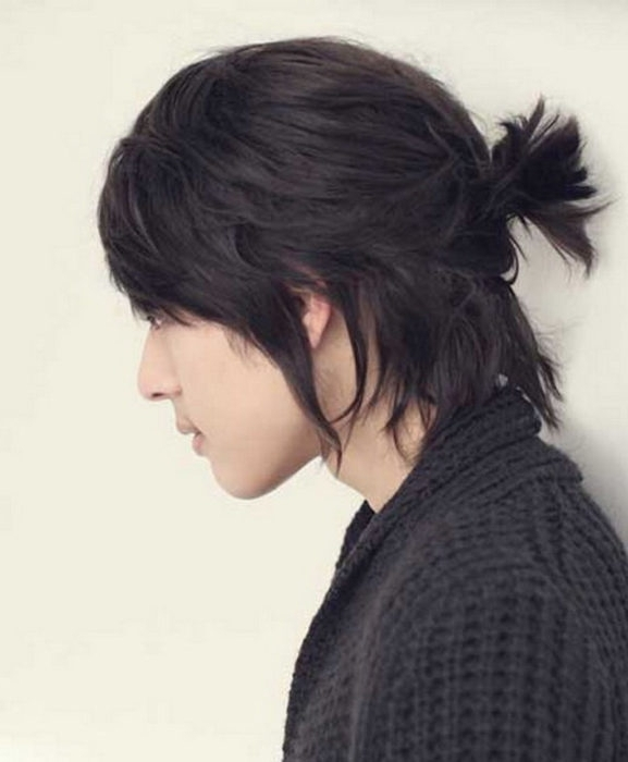 35 Trendy Korean Hairstyles For Men – Korean Haircuts 2017 Throughout Most Recently Korean Shaggy Hairstyles (View 6 of 15)
