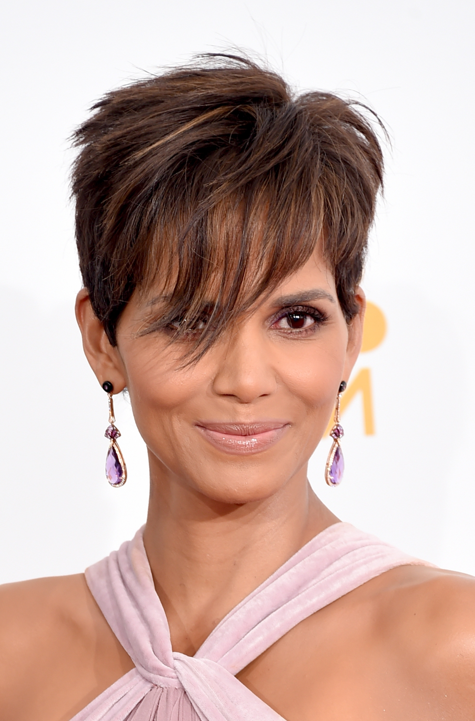 View Photos Of Pixie Hairstyles With Long Fringe Showing 11 Of 15