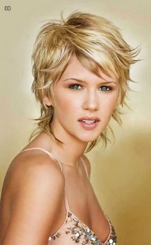 Showing Photos of Shaggy Blonde Hairstyles (View 10 of 15 Photos)