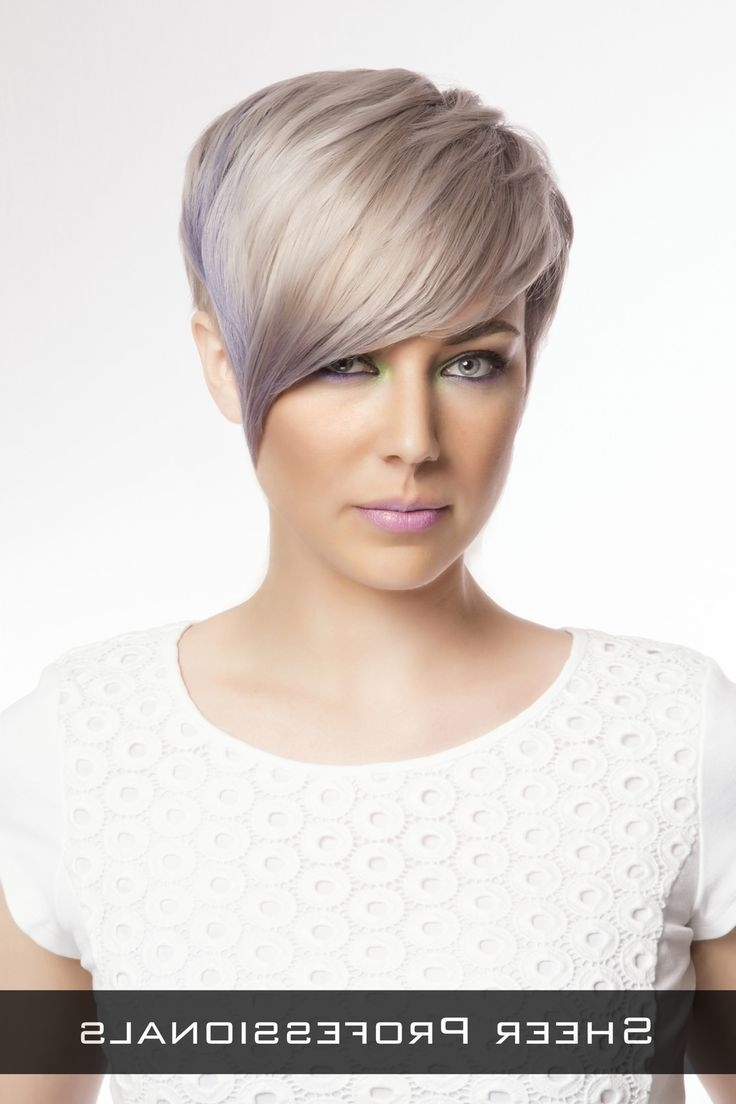 444 Best Short Hair & Pixie Cuts Images On Pinterest   Pixie Pertaining To Latest Pixie Hairstyles With Short Bangs (View 5 of 15)
