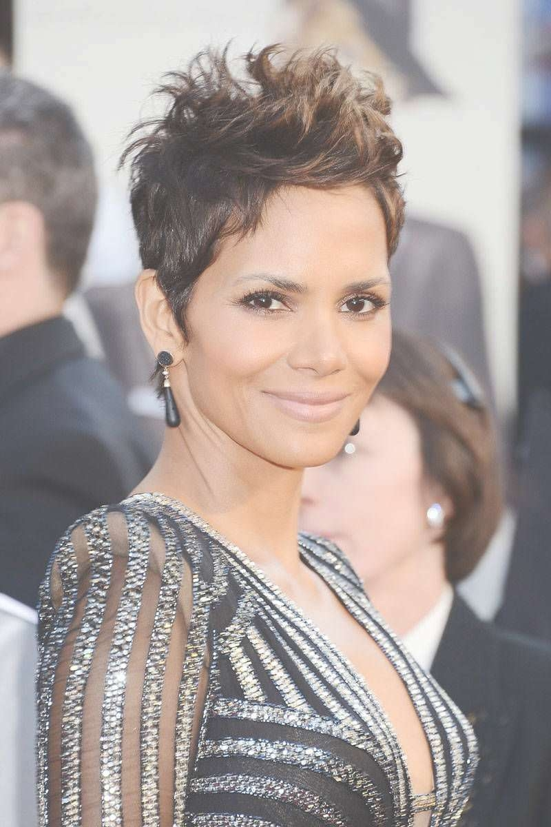 50 Best Pixie Cuts – Iconic Celebrity Pixie Hairstyles With Most Current Actresses With Pixie Hairstyles (View 5 of 15)