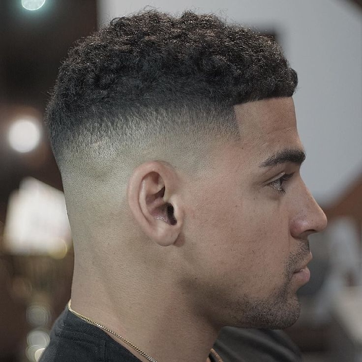50 Fade And Tapered Haircuts For Black Men Intended For Most Recent Black Men Shag Haircuts (View 12 of 15)