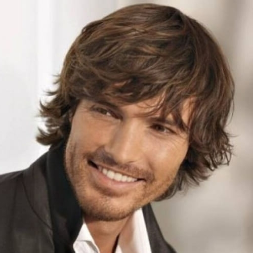 50 Shaggy Hairstyles For Men – Men Hairstyles World In Best And Newest Men's Shaggy Hairstyles (View 3 of 15)