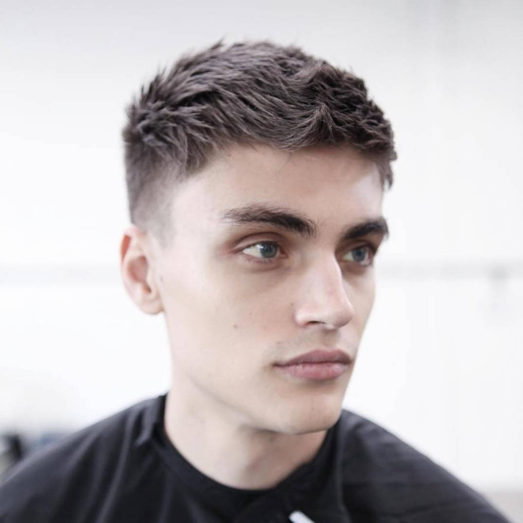 50 Superior Hairstyles And Haircuts For Teenage Guys In 2018 Pertaining To Best And Newest Male Pixie Hairstyles (View 2 of 15)