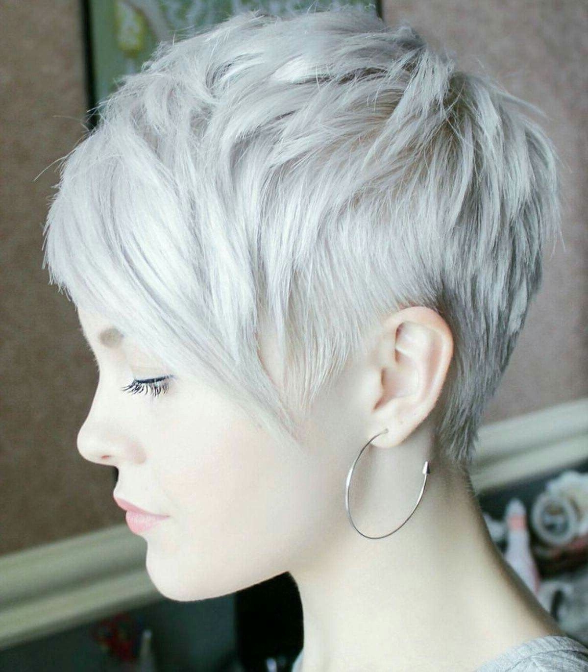 60 Awesome Pixie Haircut For Thick Hair 39 | Pixie Haircut Inside Most Recent Pixie Hairstyles For Thick Straight Hair (View 11 of 15)