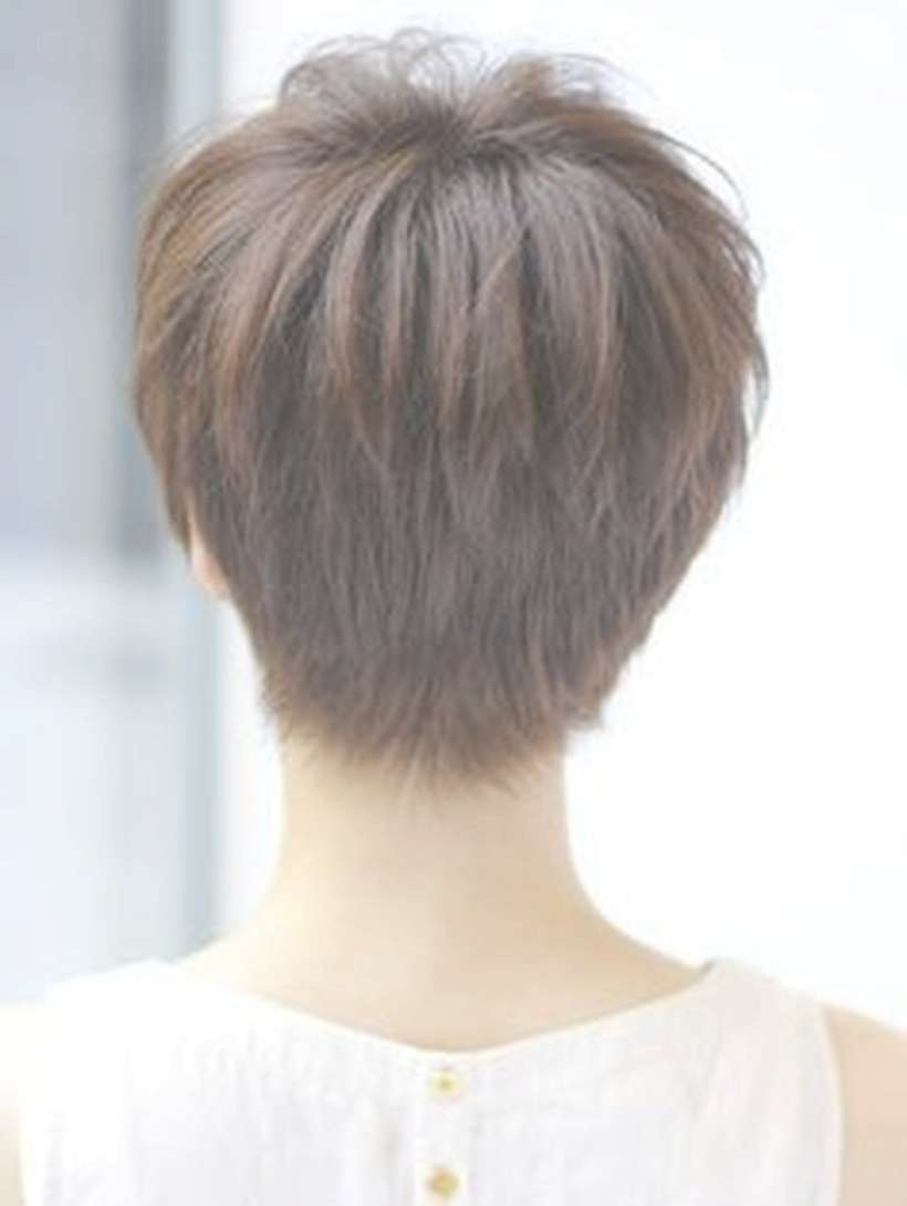 60 Cool Back View Of Undercut Pixie Haircut Hairstyle Ideas Https Pertaining To Latest Back View Of Pixie Hairstyles (View 11 of 15)