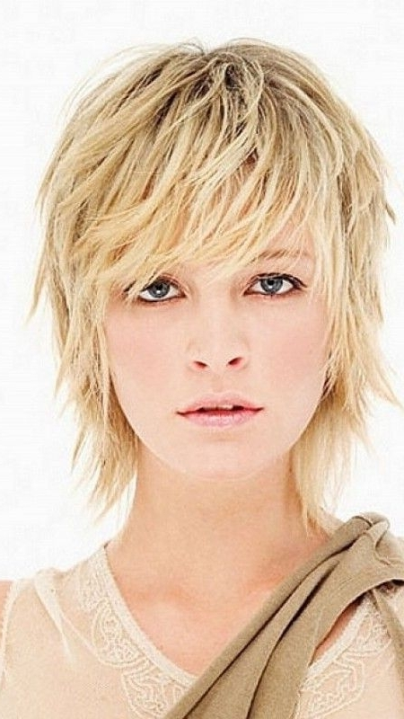 Gallery of Shaggy Messy Hairstyles (View 6 of 15 Photos)