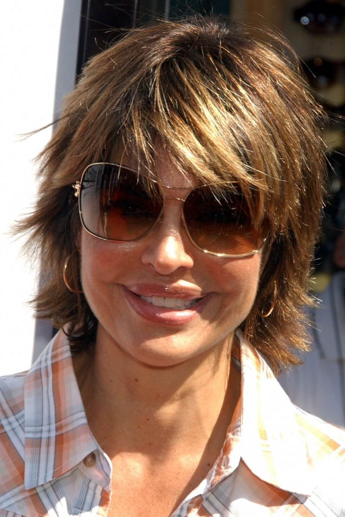 8 Charming Short Shaggy Hairstyles 2012 : Woman Fashion Inside 2018 Shaggy Hairstyles For Long Thick Hair (Gallery 7 of 15)