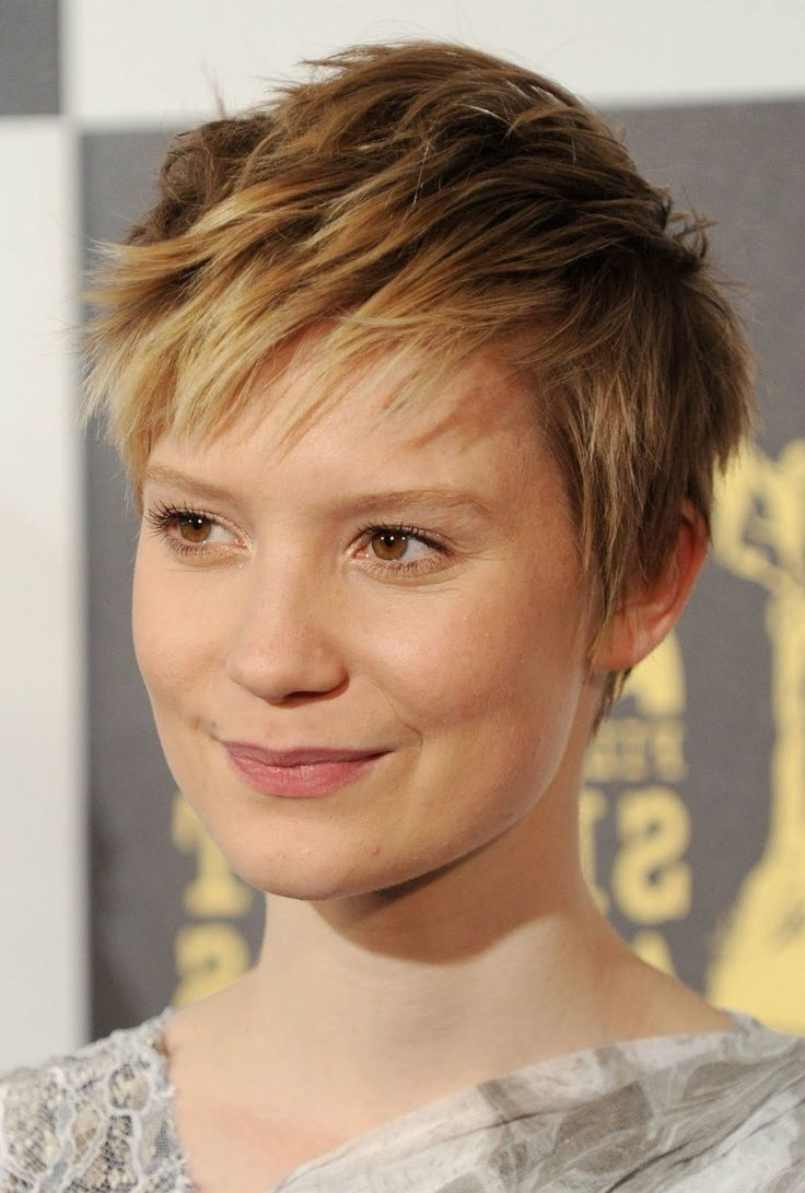 Displaying Gallery of Pixie Hairstyles For Fine Thin Hair (View 15 ...