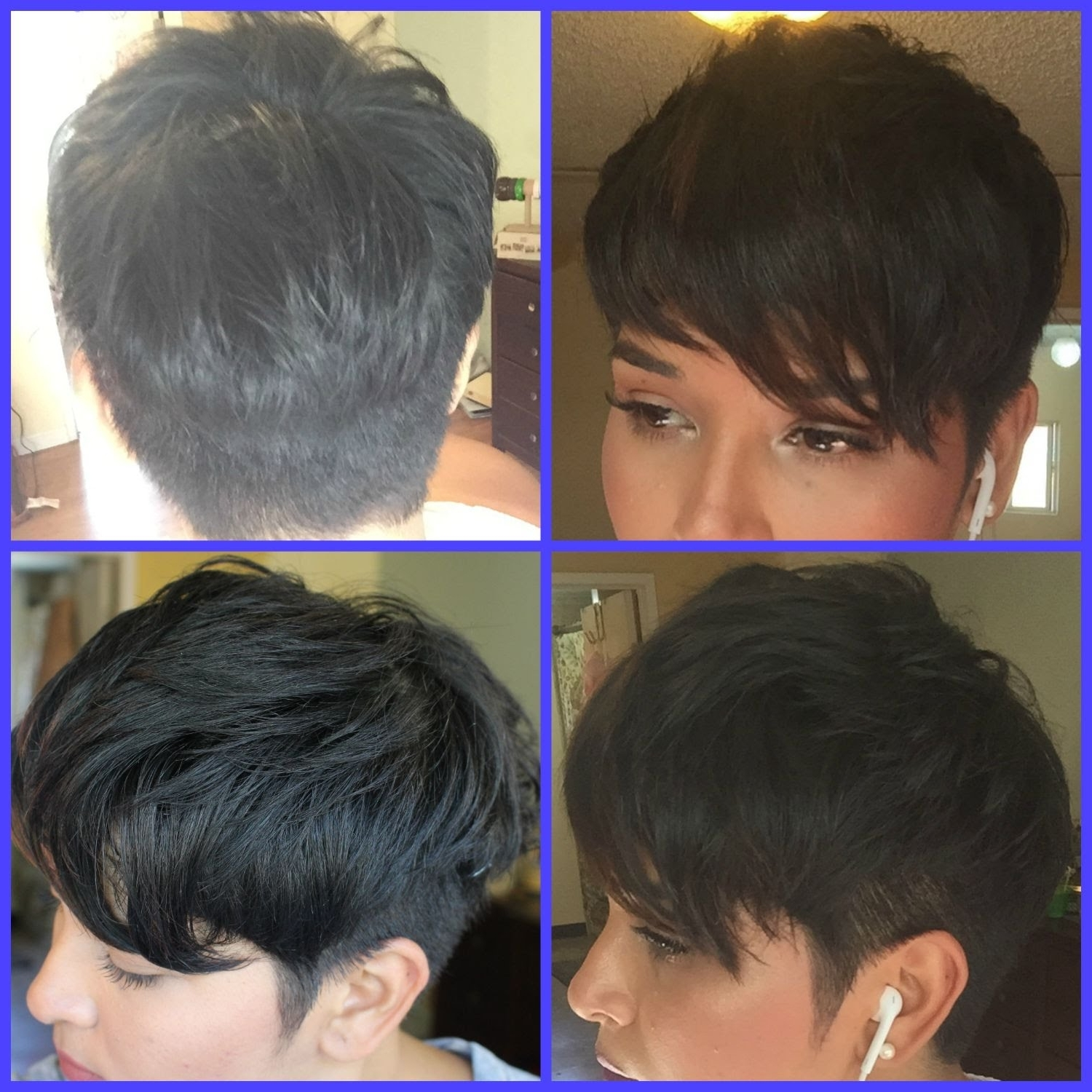 About My Pixie Haircut For Thick Hair The Pixie Diaries – Youtube Within Newest Pixie Hairstyles For Thick Coarse Hair (View 4 of 16)
