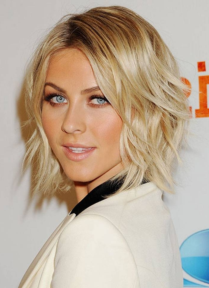 870633e0e44 15 Best Collection of Shaggy Hairstyles For Oval Faces