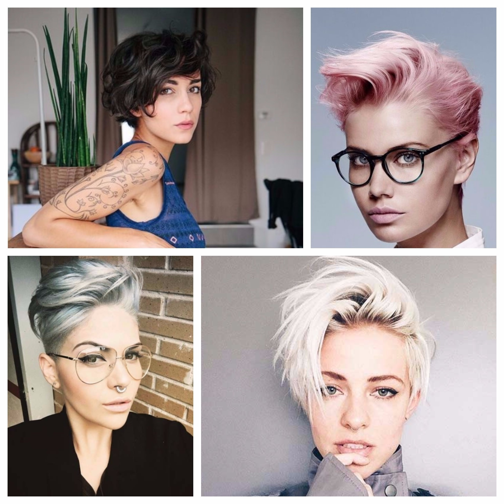 Adorable Long Pixie Hairstyles For 2017 | Hairstyles 2018 New With 2018 Long Pixie Hairstyles For Women (View 4 of 15)