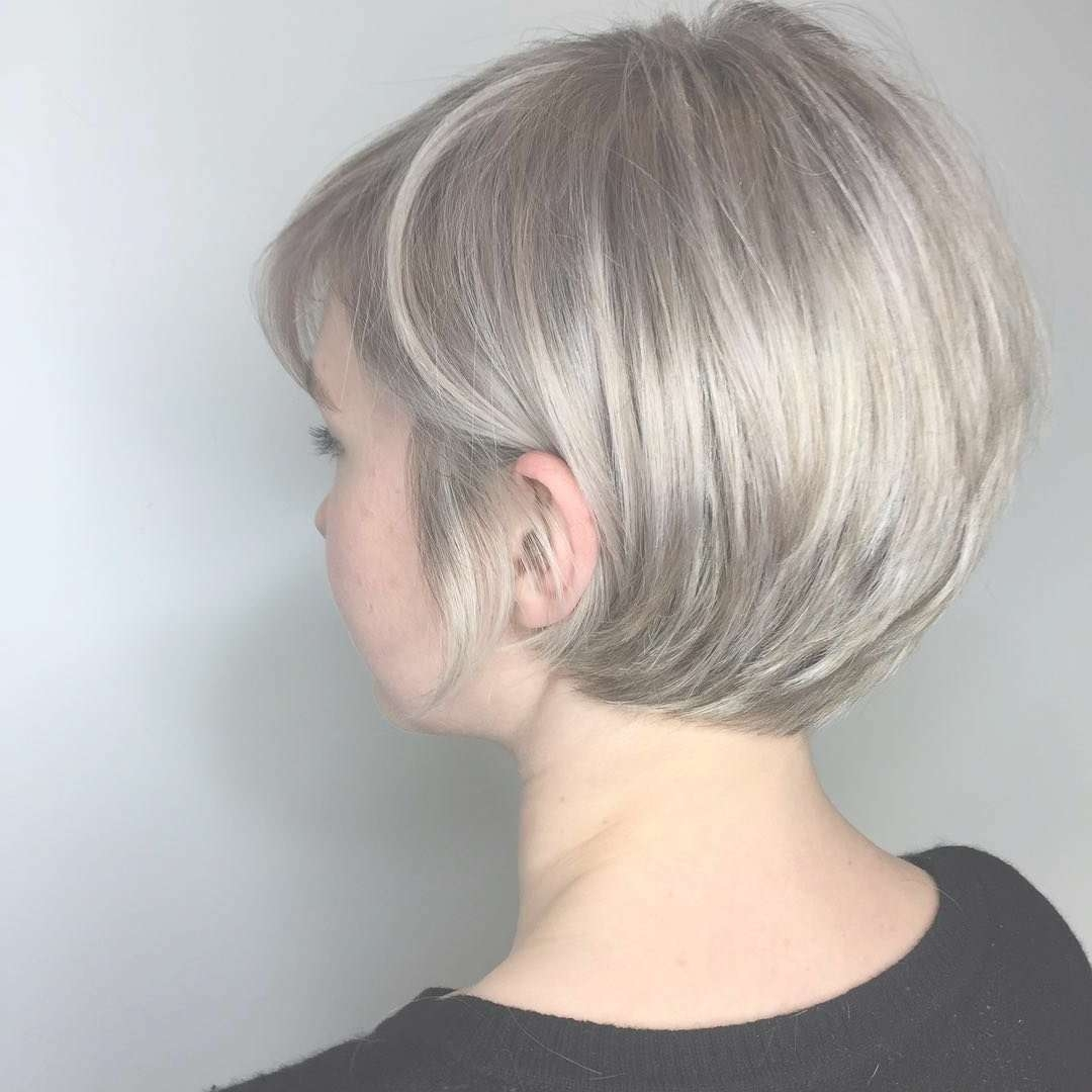 Awesome 50 Ways To Style Long Pixie Cut — Versatile And Cool Inside Most Up To Date Bob Pixie Hairstyles (View 2 of 12)