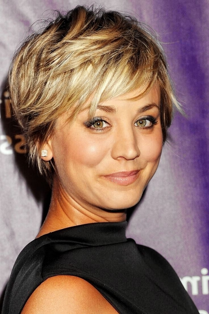 Awesome Hairstyles For Short Thin Hair Gallery – Styles & Ideas Regarding Most Recently Pixie Hairstyles For Thin Fine Hair (View 10 of 15)