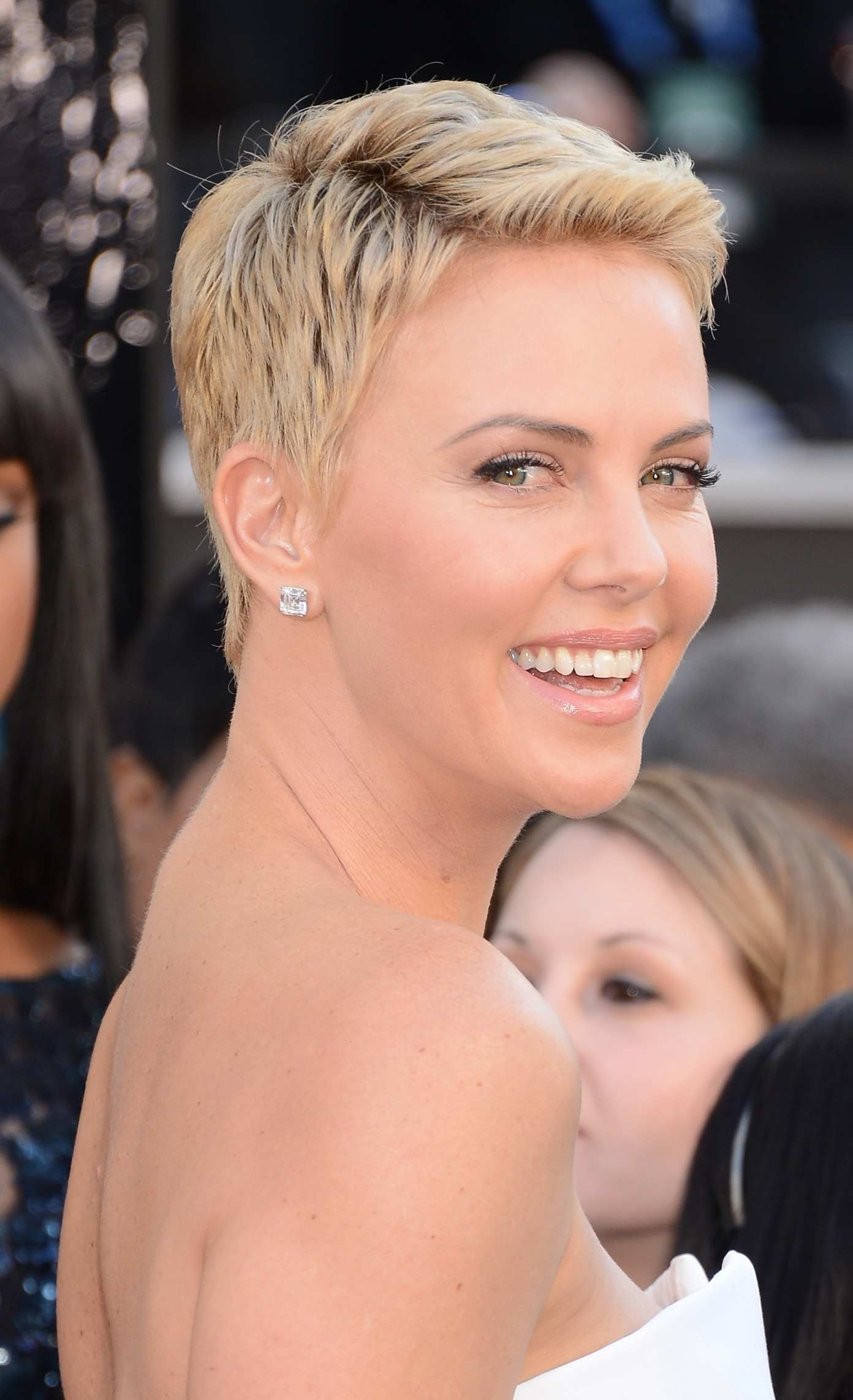 Awesome Short Pixie Haircuts For Fine Thin Hair | Celebrity Short For Latest Pixie Hairstyles For Fine Thin Hair (View 4 of 15)