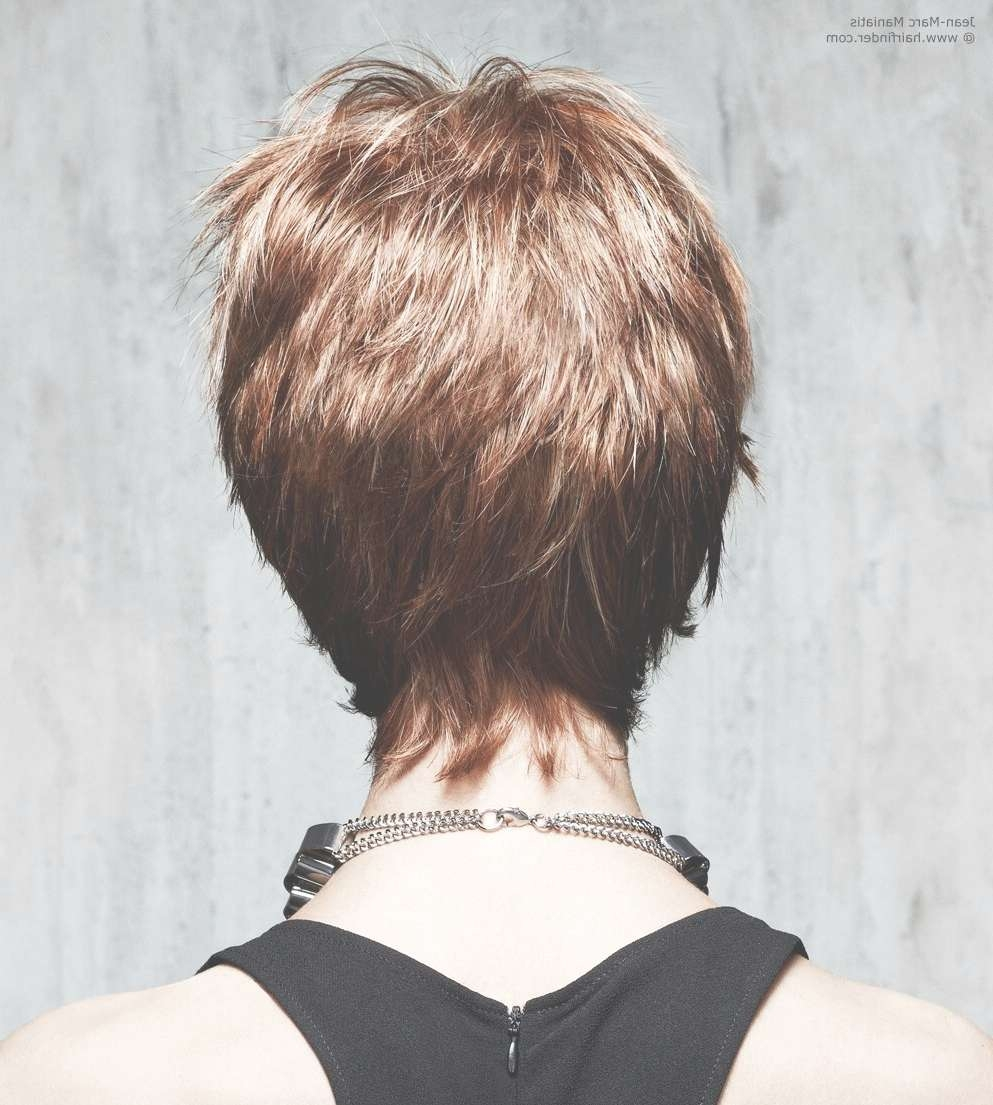 Back View Of Pixie Hairstyles – Hairstyle Of Nowdays With Most Popular Back Views Of Pixie Hairstyles (View 12 of 15)