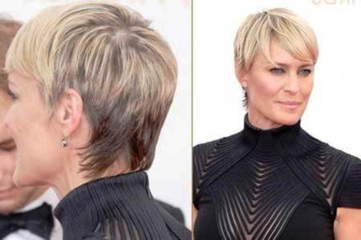 Back View Of Short Pixie Haircut Short Pixie Haircuts Front And Inside Most Recently Pixie Hairstyles Front And Back (View 10 of 15)