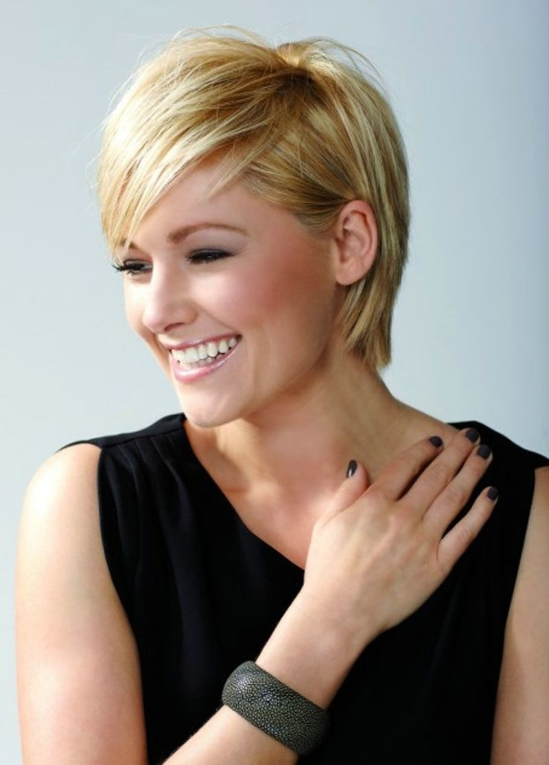 Beautiful Short Straight Hairstyles Contemporary – Styles & Ideas Regarding Recent Pixie Hairstyles For Straight Hair (View 6 of 15)