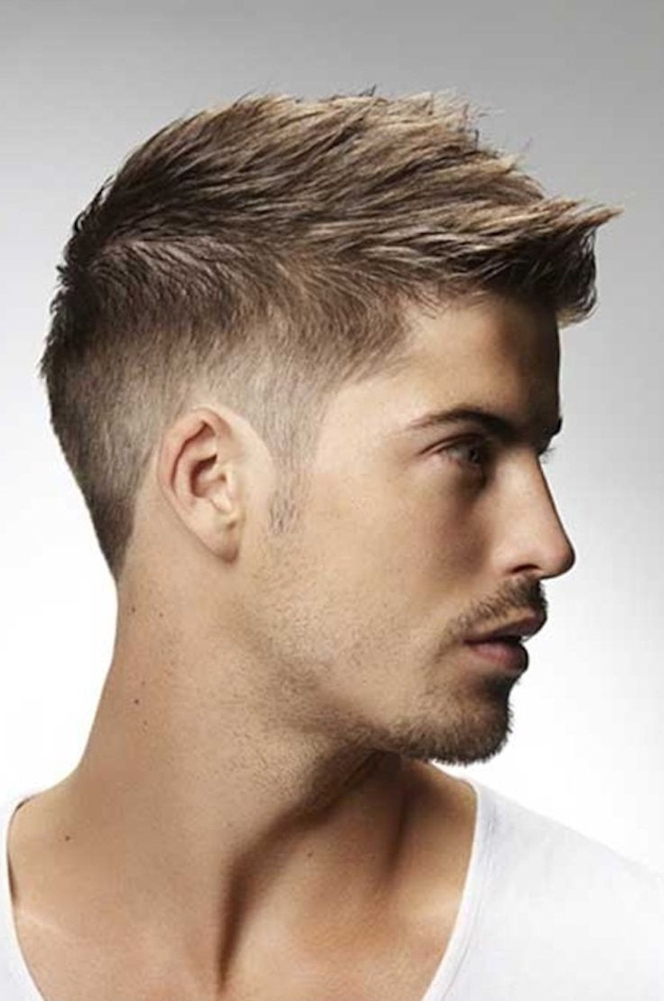 Featured Photo of Male Pixie Hairstyles
