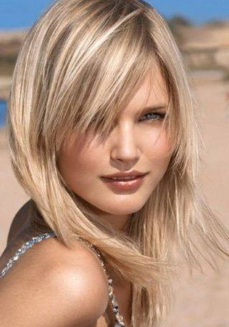 Image Gallery Of Shaggy Hairstyles For Medium Hair View 14 Of 15