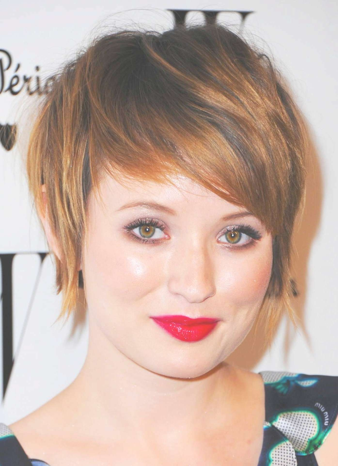Best Pixie Haircuts For Round Faces 2017 | Hairdrome Regarding Most Recent Pixie Hairstyles For Oval Face Shape (View 12 of 16)